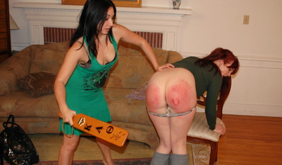 Girlfriend spanking stories